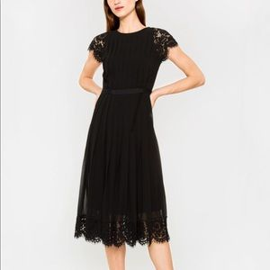 PAUL SMITH Lace Accent Dress